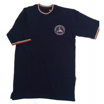 T-shirt tricolore Protezione Civile