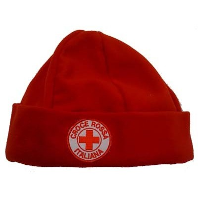 Fleece beanie Red Cross