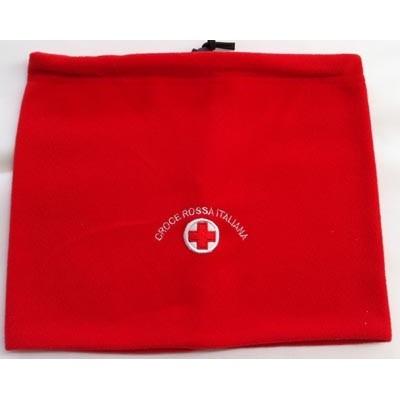 Scaldacollo Croce Rossa