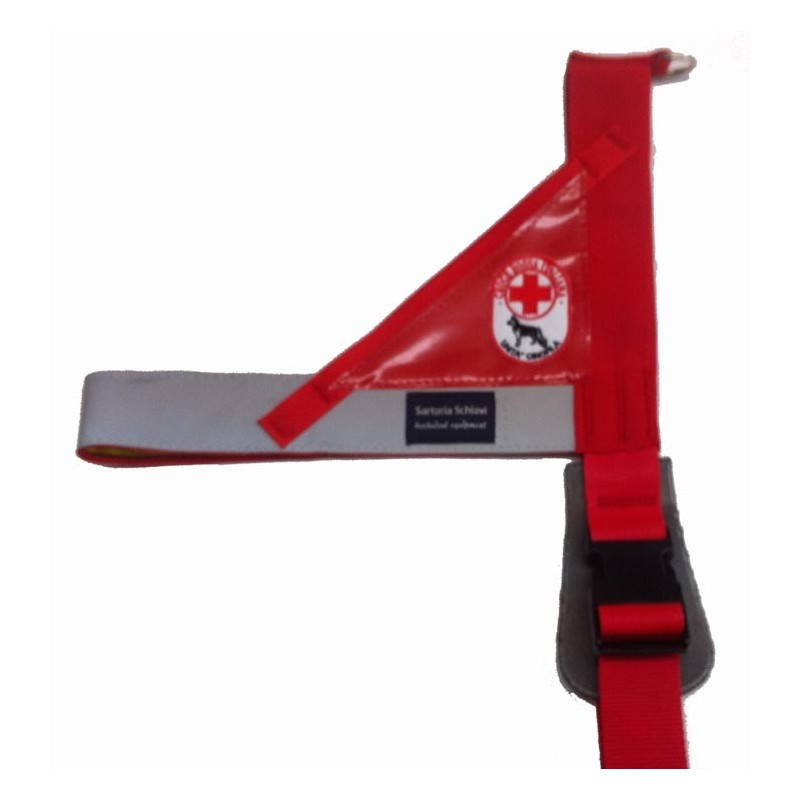 Pectoral collar Red Cross