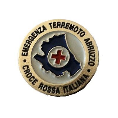 Pin CRI Emergenza Abruzzo