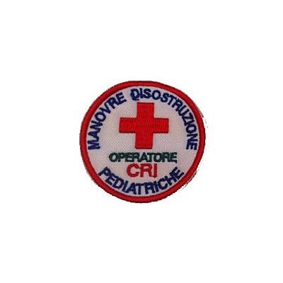Ricamo CRI Operatore MDPED