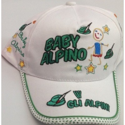 Cap Baby Alpino