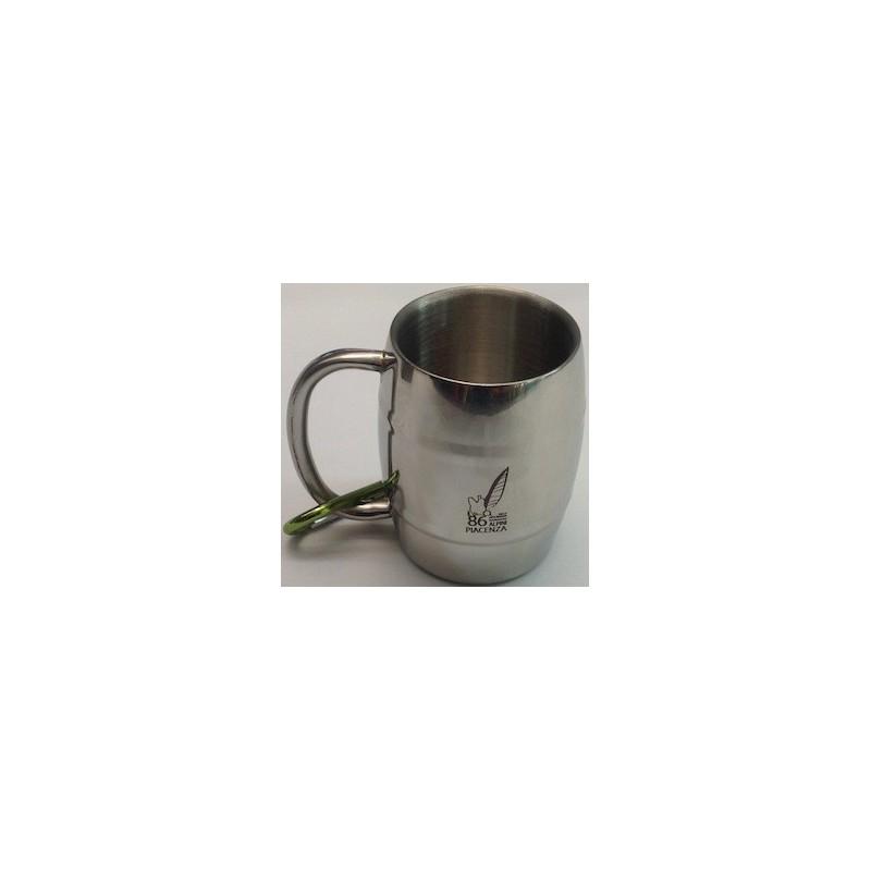 Alpine steel mug