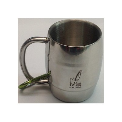 Alpine steel mug