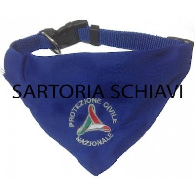 Bandana collar Civil Protection