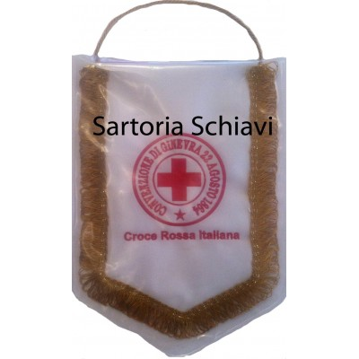 Gagliardetto Croce Rossa Italiana