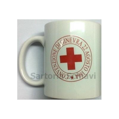 Tazza Croce Rossa Italiana