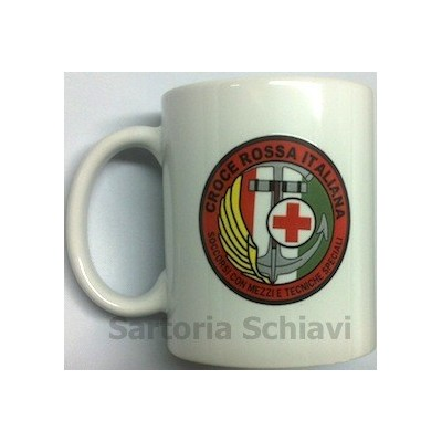 Red Cross SMTS mug