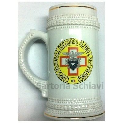 Alpine Rescue beer mug