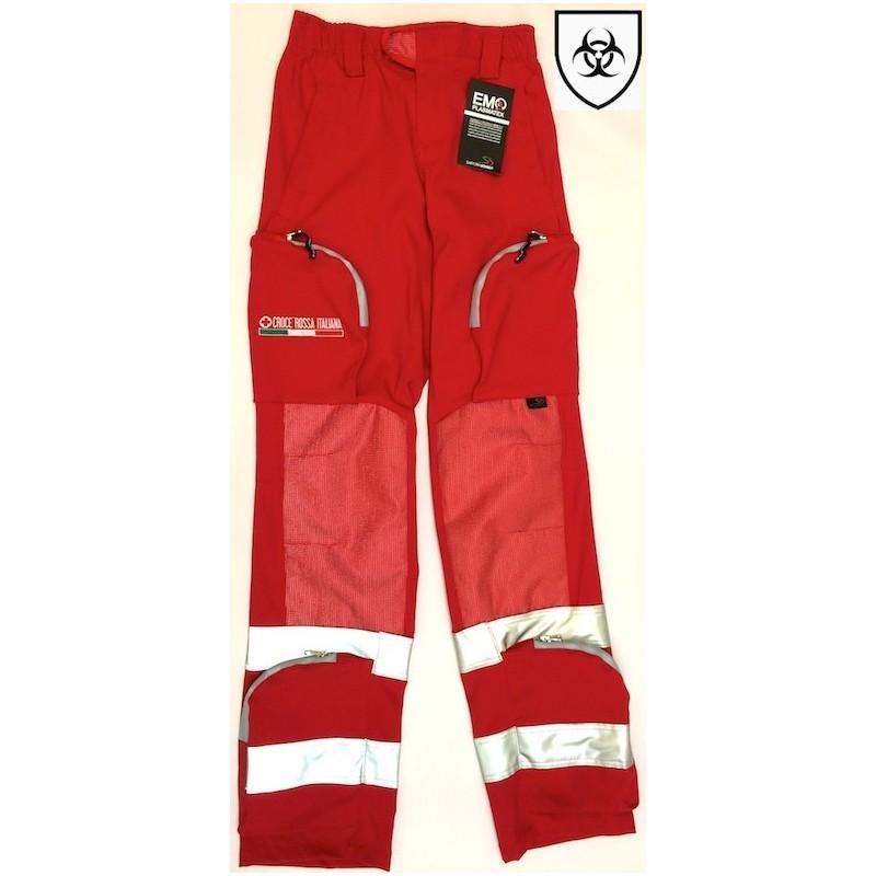 Pantalone protezione biologica CRI