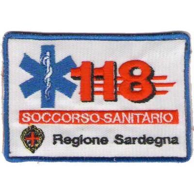 118 Sardinia patch