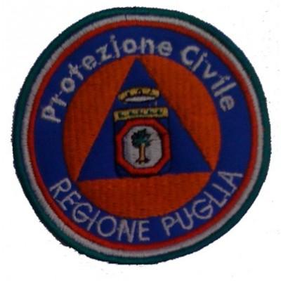 Ricamo Prot Civ Reg.Puglia