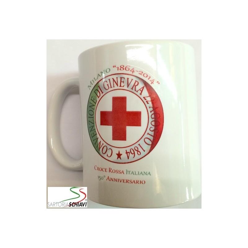 Italian Red Cross mug