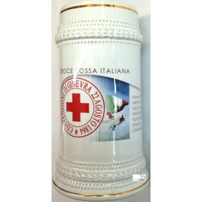 Boccale Croce Rossa 7 Principi