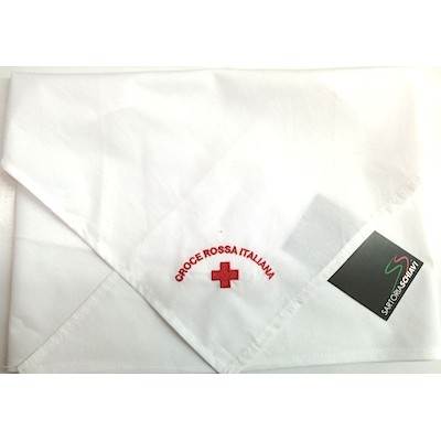 Foulard Croce Rossa Italiana