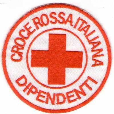 Red Cross Employees patch