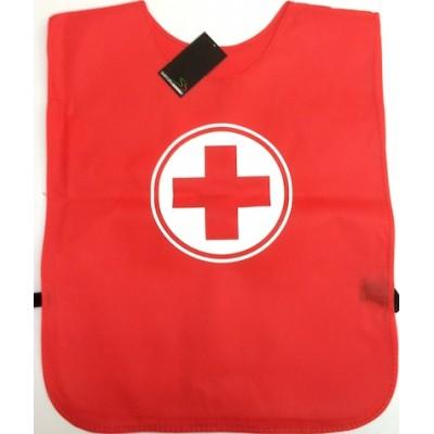 Corpetto Croce Rossa