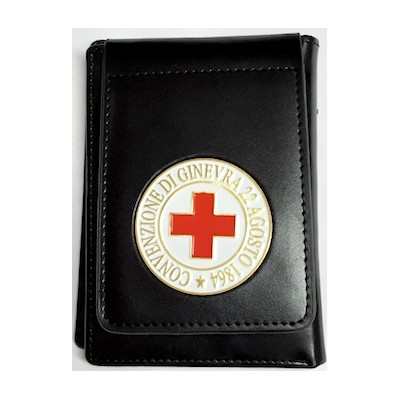 Red Cross Wallet