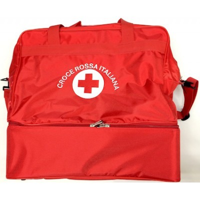 Large duffel bag Red Cross