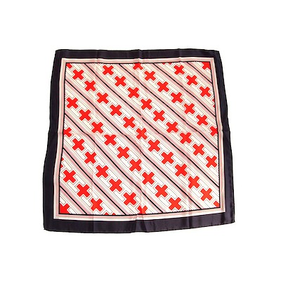 Red Cross Women's Committee foulard