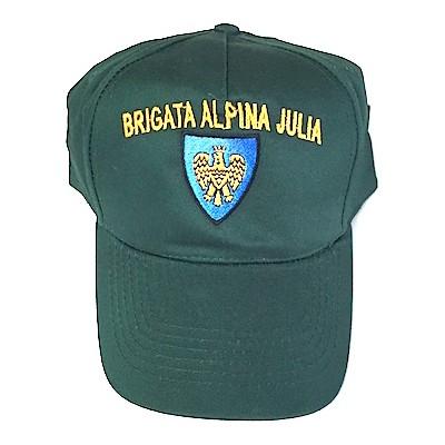 Cappellino cotone Brigata Taurinense