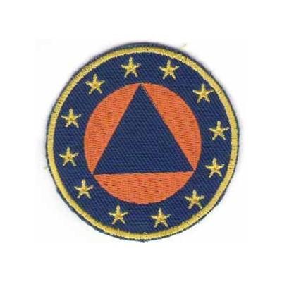 European Civil Protection patch